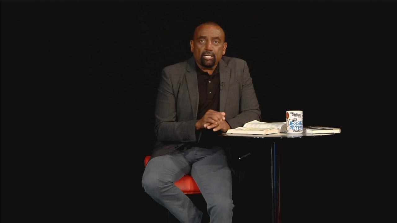 Church with Jesse Lee Peterson, March 5