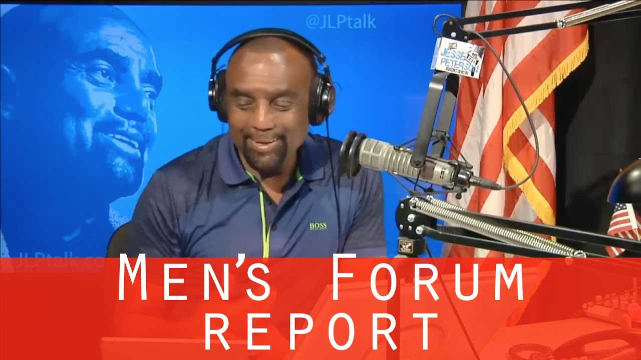 Men's Forum Report