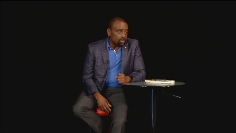 Church with Jesse Lee Peterson, April 30