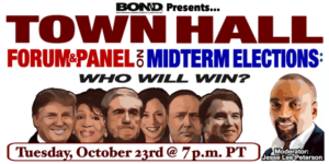 Town Hall on Midterm Elections