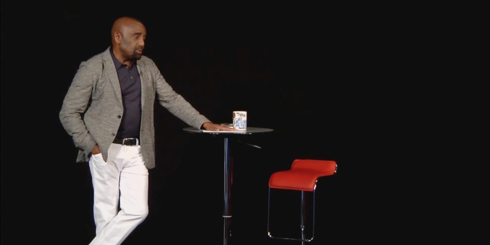 Jesse explains about anger