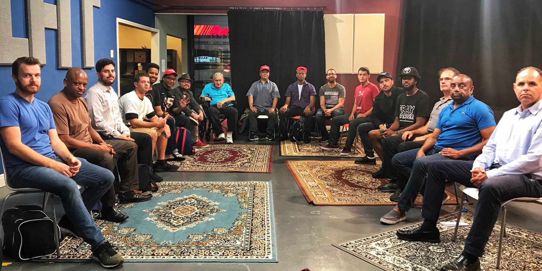 Men's Forum (Thur, Oct 4, 2018)