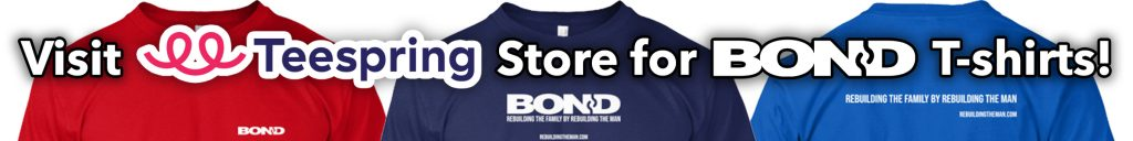Visit Teespring Store for BOND T-shirts!