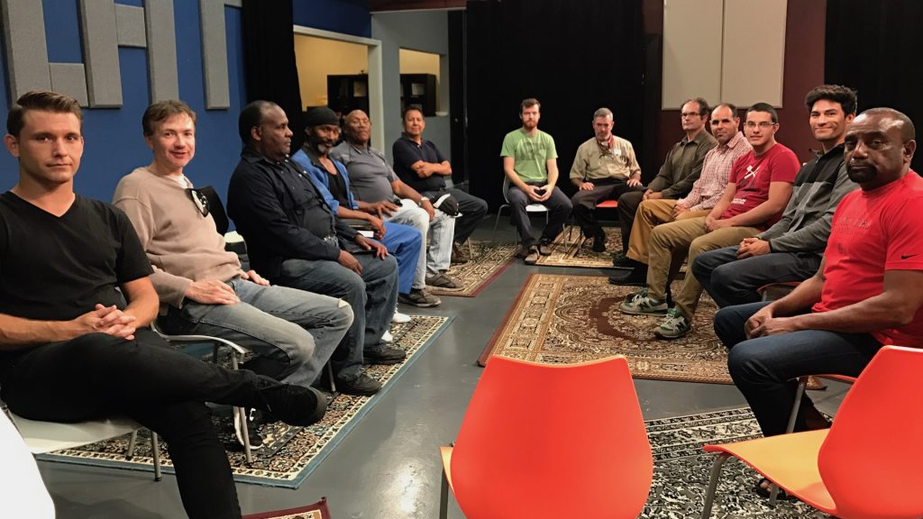 Men's Forum April 2017