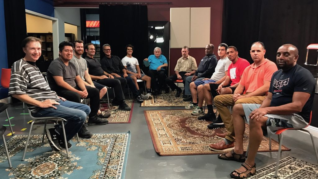 Men's Forum September 2017