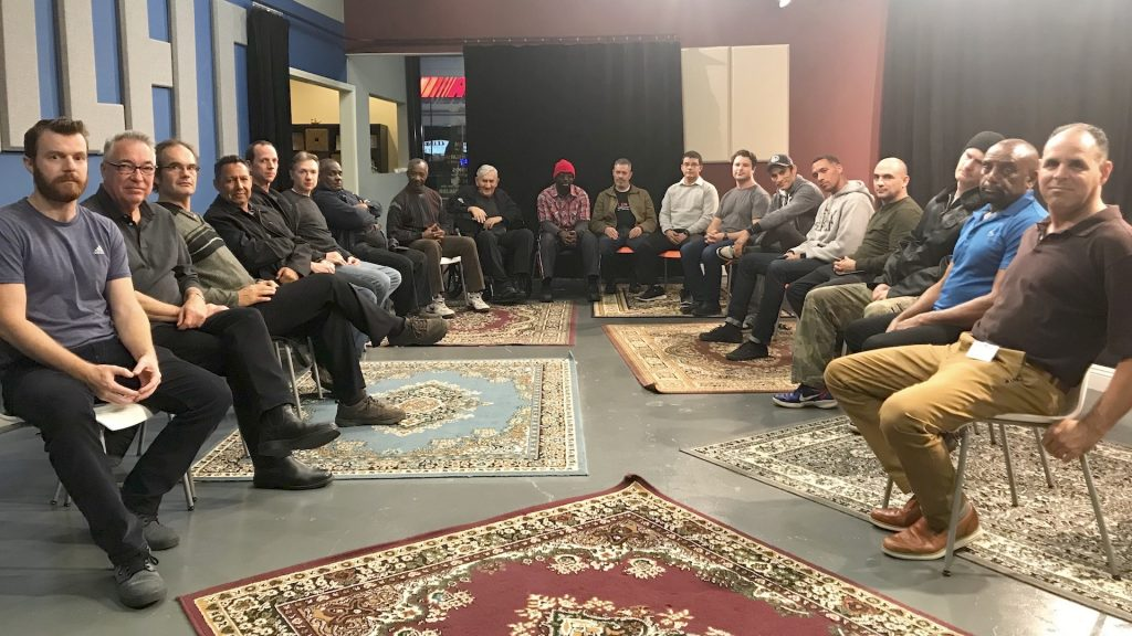 Men's Forum January 2018