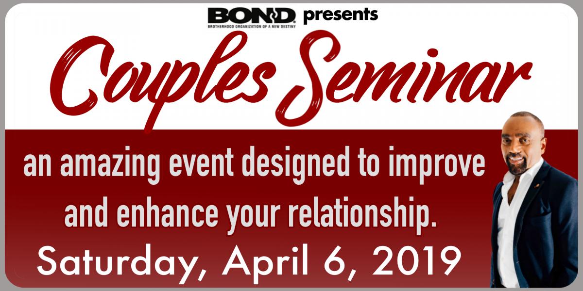 Couples Seminar