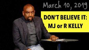 Church Short Cut: Don't Believe Rumors
