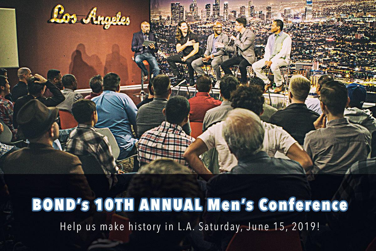10th Annual Men's Conference