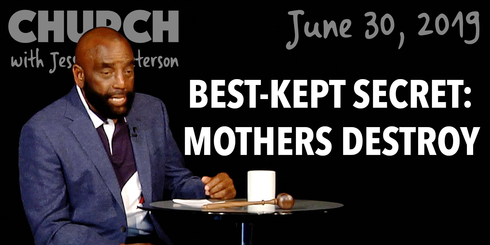 Best-Kept Secret: Mothers Destroy (Church, Jun 30, 2019)