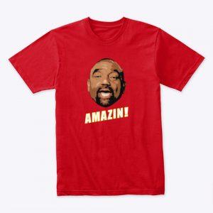 AMAZIN! (Jesse face in color)