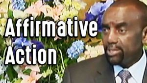 Affirmative Action (Sunday Clip 9/27/09)