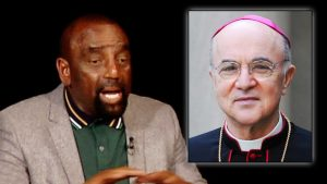 Archbishop's Letter to the President (Church Clip 6/7/20)