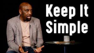 Church Clip: Keep It Simple (Biblical Question, 8/23/20)