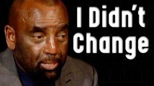 Church Clip: I Didn't Change (9/13/20)