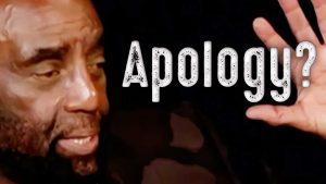 Church Clip: Apology? (9/20/20)