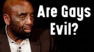 Church Clip: Are Gays Evil? (9/20/20)
