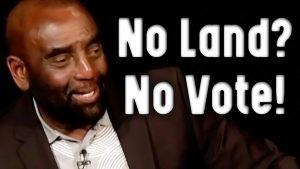 Church Clip: No Land? No Vote! (9/20/20)
