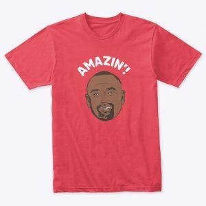 Amazin'! Jesse T-shirt (white text)