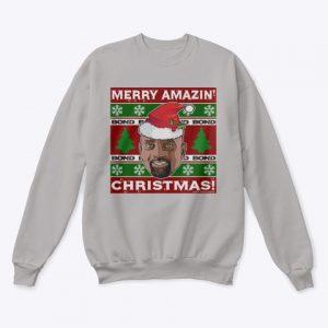 Merry Amazin' Christmas Sweatshirt