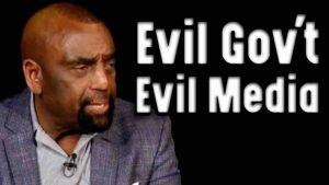 Church Clip: Evil Gov't, Evil Media: The Upside-Down World (May 16, 2021)